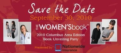 The Women's Book 2010 Columbus Area Edition Book...