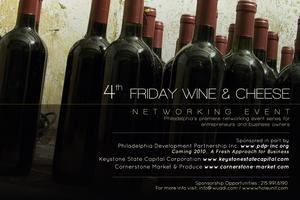 4th Friday Wine & Cheese