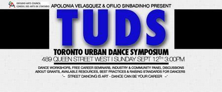 TUDS - Toronto Urban Dance Symposium