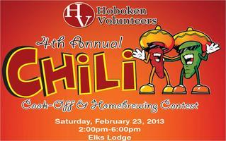 Hoboken Volunteers 4th Annual Chili Cookoff and Homebrewing...