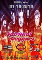 Spiritual Beggars in Athens @ Kyttaro Club (01.10.10)