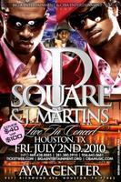 P Square Live in Concert featuring J Martins