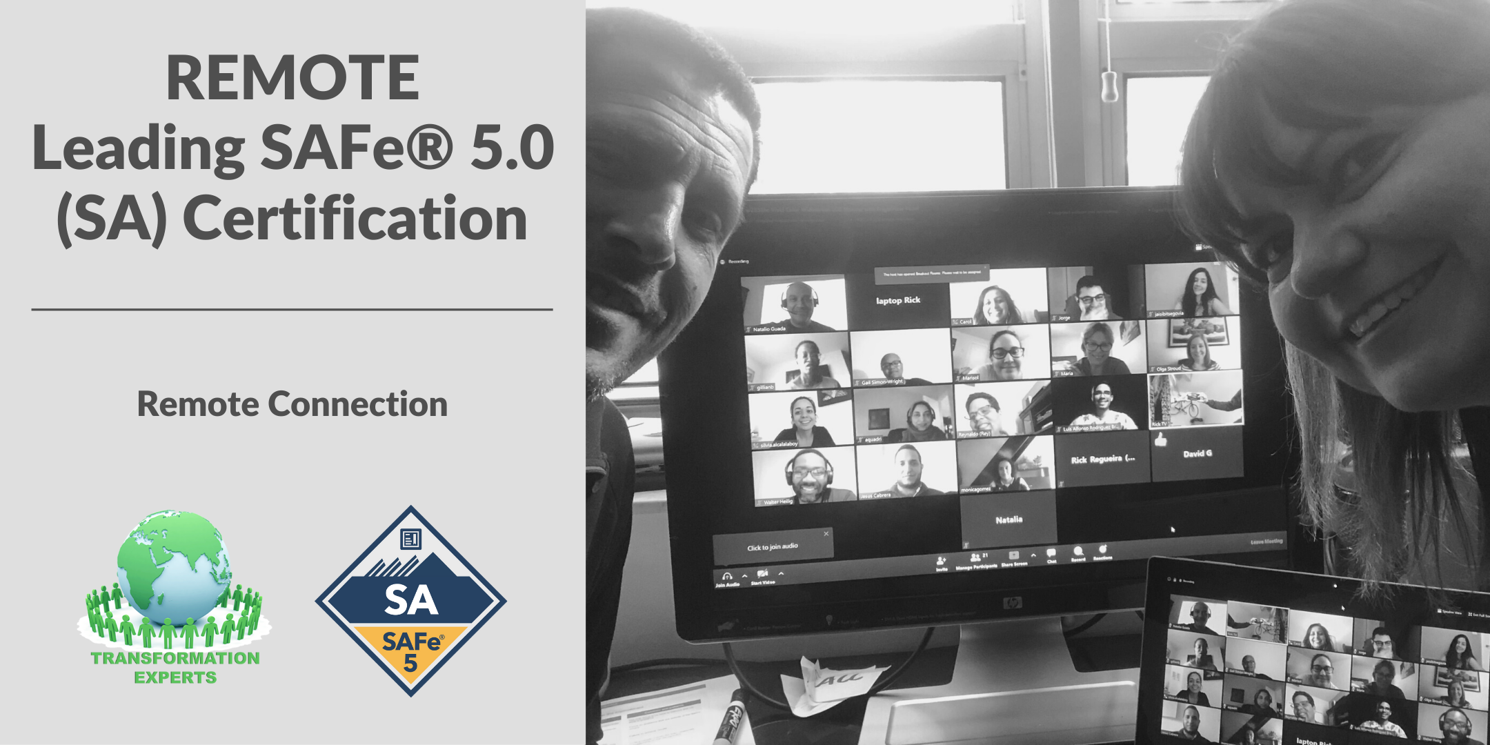 REMOTE Learning Boston | Leading SAFe® 5.0 Certification Course