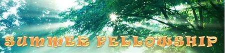 Summer Fellowship - Evening Bonfire & Games