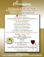 "An Evening With The Chefs - A ""Food Crawl"" For Charity"