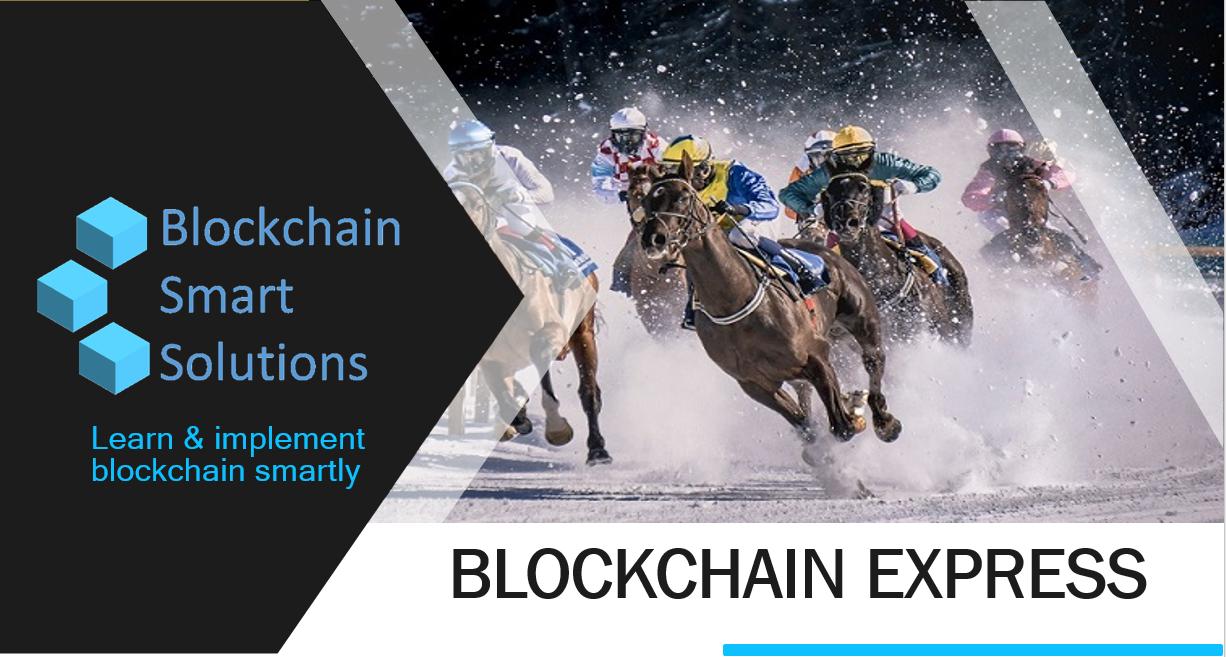 Blockchain Express Webinar | Ottawa