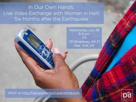 In Our Own Hands: Women & Technology in Haiti