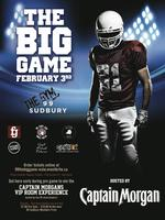 The Big Game- All Day Indoor Tailgate Party