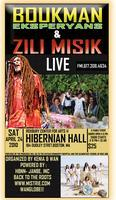 BOUKMAN EKSPERYANS & ZILI MISIK LIVE IN BOSTON...