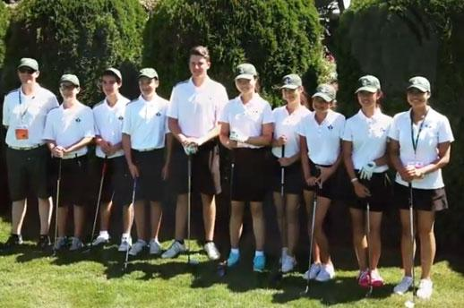 September Learn to Golf – Teens (age 12-18)