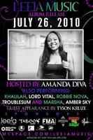 """Leeia Music"" Album Release Party Hosted By Amanda Diva"