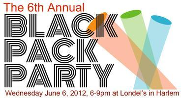 The 6th Annual Black Pack Party