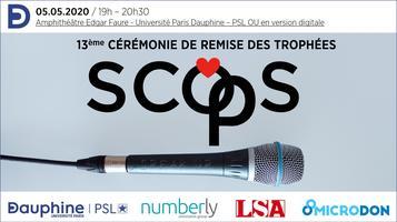 Cérémonie trophées SCOPS 2020