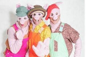 Three Little Pigs (Apr. 2nd-Apr.16th)