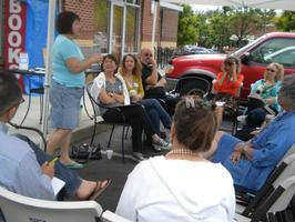 July 8 Falls River Books Writers Morning Out Features...