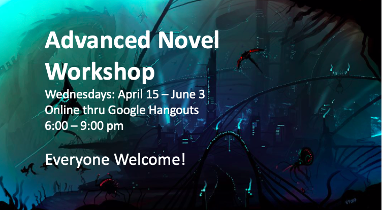 Advanced Novel Workshop - Online!