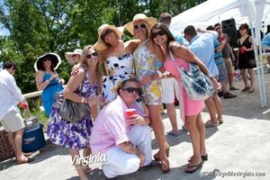 Nightlife Virginia Party at the Dogwood Classic 2013