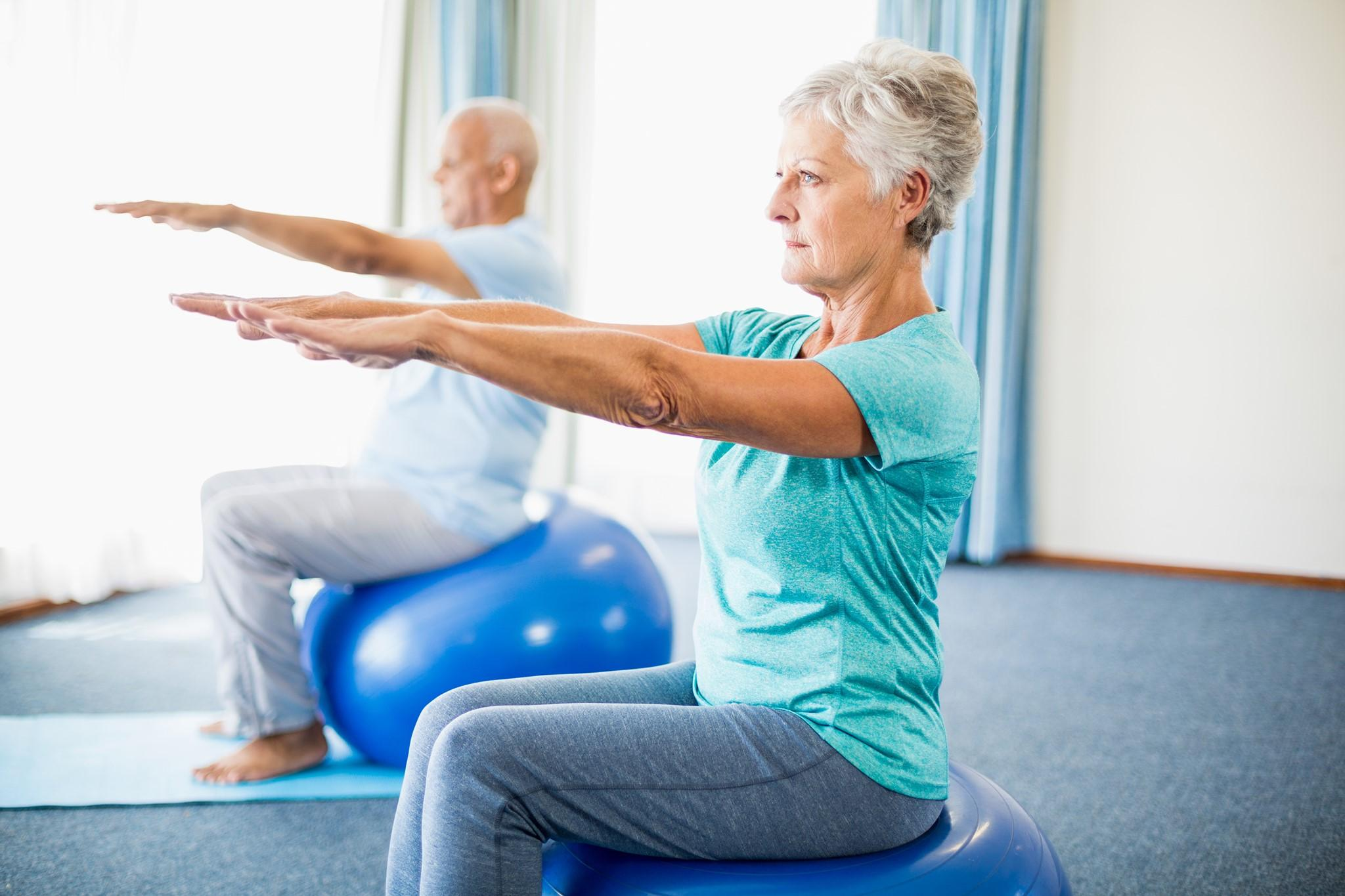 Balance for Older Adults