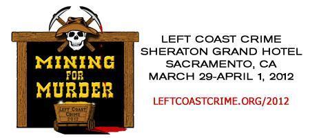 Left Coast Crime 2012