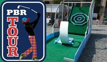 Hyperallergic Presents: The PBR Tour: Mini-Golf, Beer...