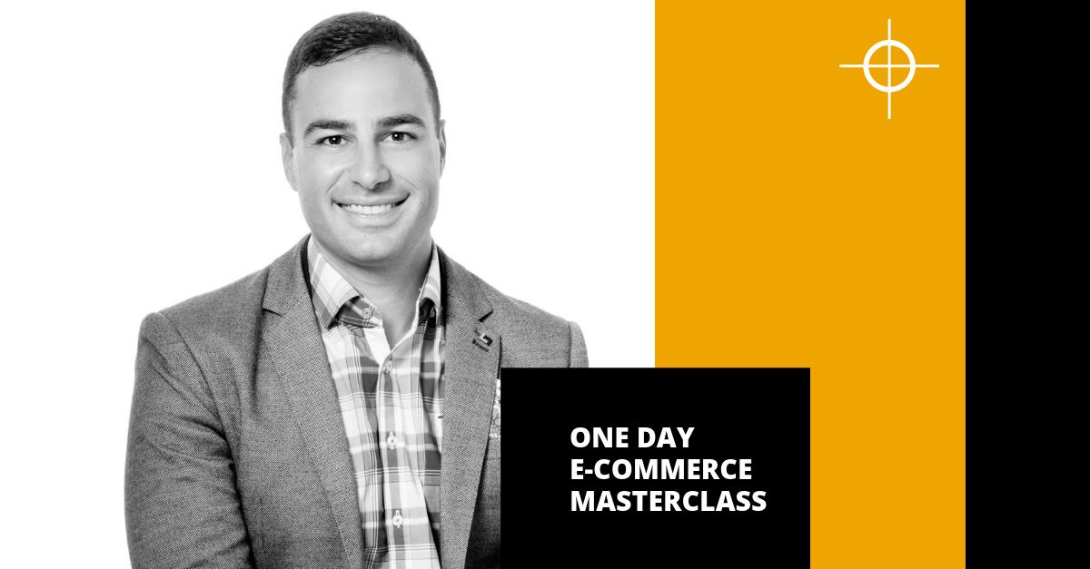 eCommerce Training - One Day Master Class - WEBINAR