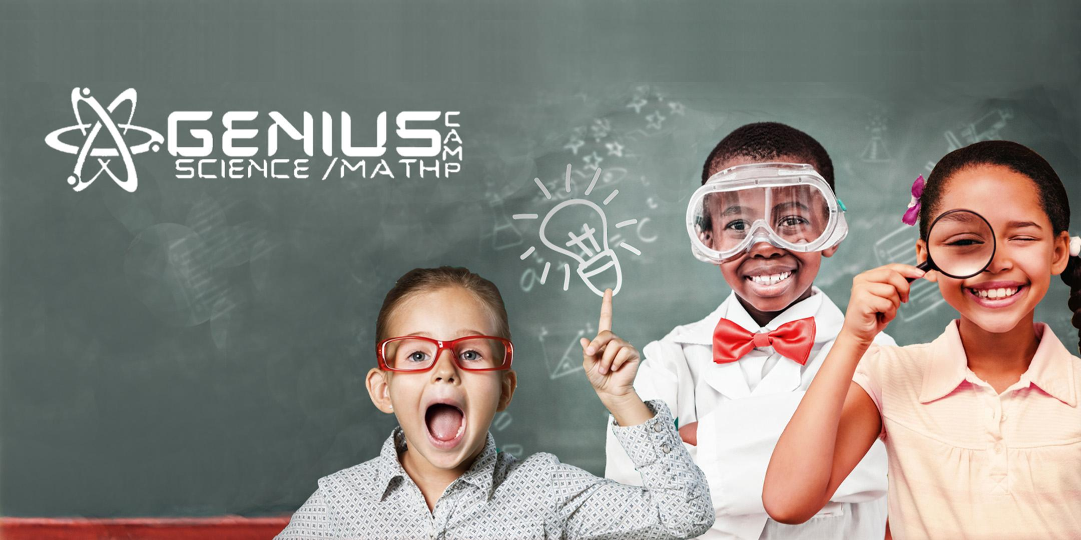 GENIUS Science & Math Summer Camp