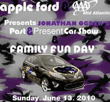 The Jonathan Ogden Foundation Apple Ford - AAA Mid...