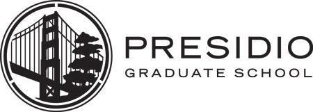 Presidio Graduate School - October 27
