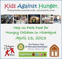 Kids Against Hunger Food Packing Event- 100,000 Meals...