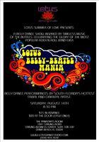 Lotus Belly Beatle Mania Belly Dance Concert