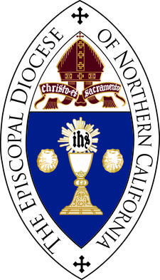 The Episcopal Diocese of Northern California logo