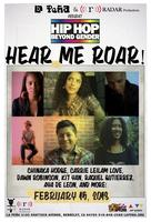 RADAR + La Peña present: HEAR ME ROAR!