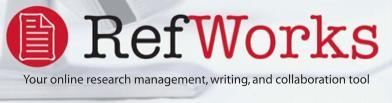 Managing Citations Easily with RefWorks
