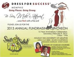 2013 Suit and Salad Fundraiser Luncheon