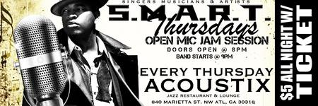 S.M.A.R.T. Thursdays (Honest Announcements)