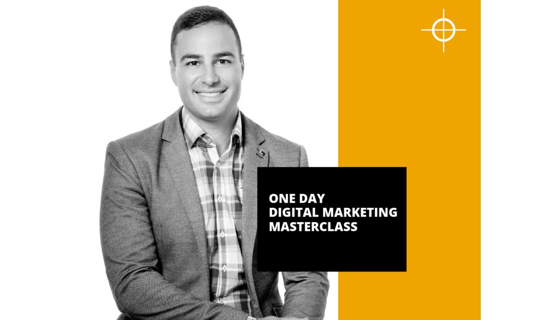 Digital Marketing Training - One Day Master Class - WEBINAR