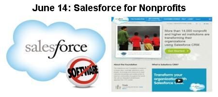 Webinar: Salesforce for Nonprofits