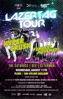 LAZER TAG TOUR ft. FAR EAST MOVEMENT + HYPER CRUSH w/...
