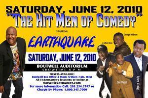 Hit Men of Comedy (Boutwell Auditorium-Birmingham, AL)