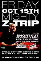 MIGHTY presents Z-TRIP