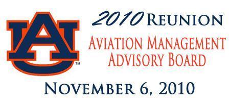 2010 AU Aviation Management Alumni Reunion