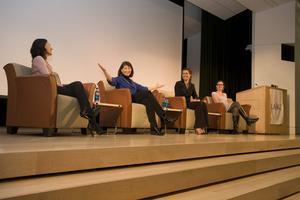 "Starr Kickoff Conversation: ""Women Girls Ladies. Work..."
