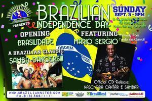 BRAZILIAN INDEPENDENCE DAY CELEBRATION!
