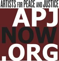 Join us in support of ARTISTS for PEACE and JUSTICE