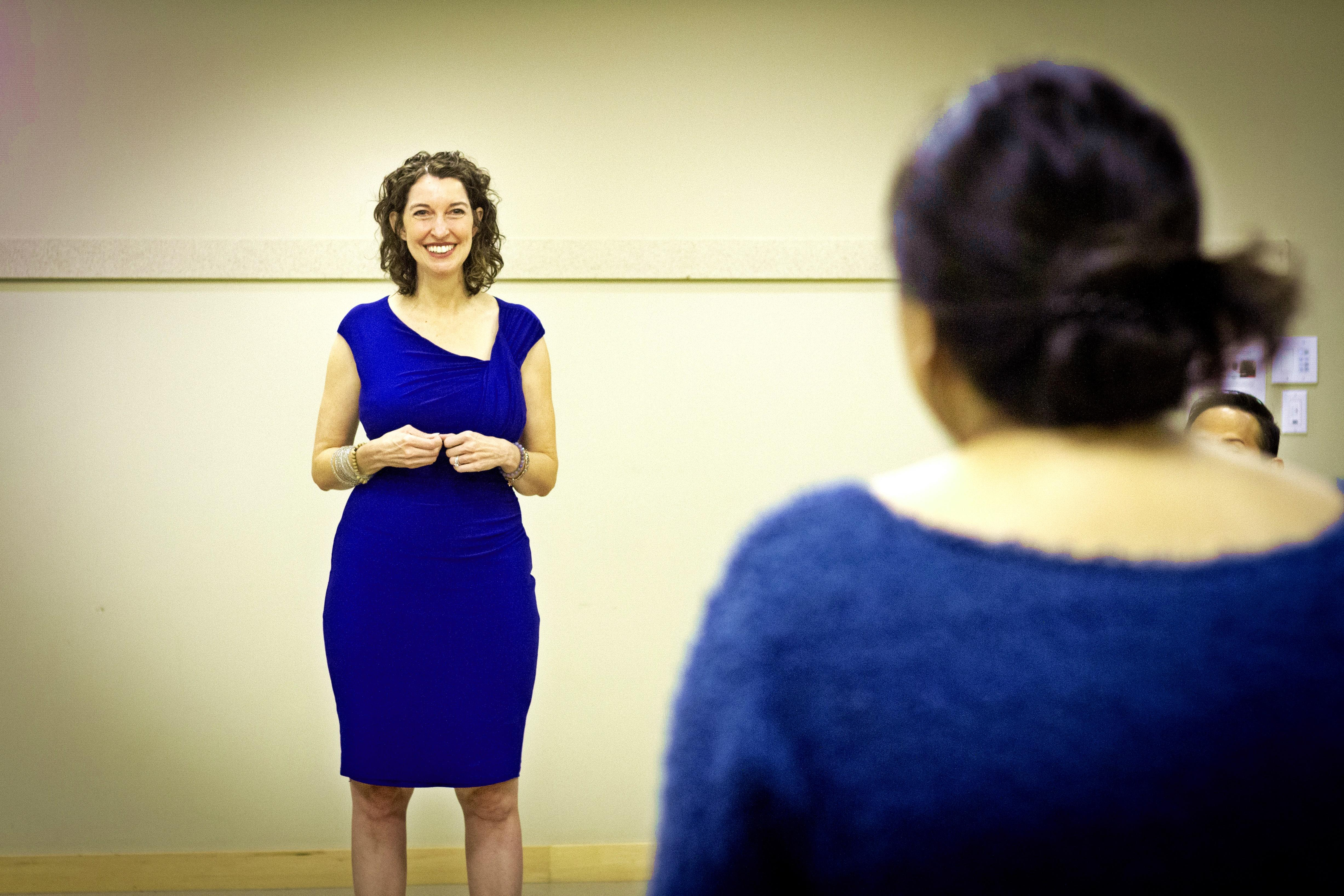 Be Bolder Bootcamp - ONLINE public speaking workshop