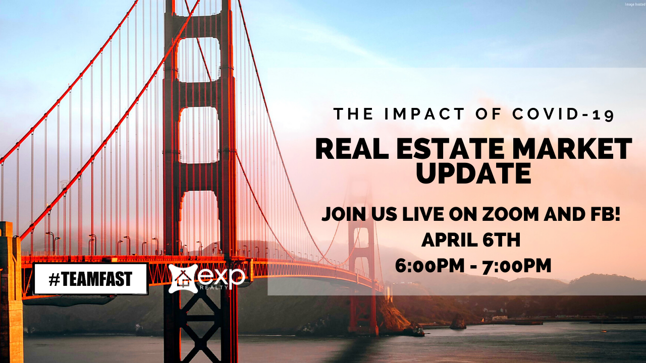(LIVE) Bay Area Real Estate Market After COVID-19