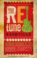 ReTune Nashville Benefit Concert and Art Auction Event