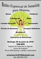 Retiro Espiritual de Sanacion para Mujeres