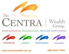 The Centra Wealth Group - The CENTRE of your Financial Wellbeing. logo