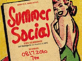 SPD's Summer Social: More Fun. More Often.
